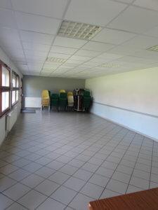 Salle de la Barrière - Intérieur