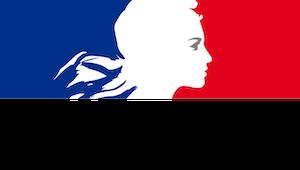 300px-Logo_de_la_République_française_1999