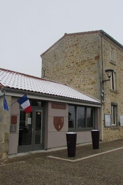 Mairie d'Égliseneuve-près-Billom